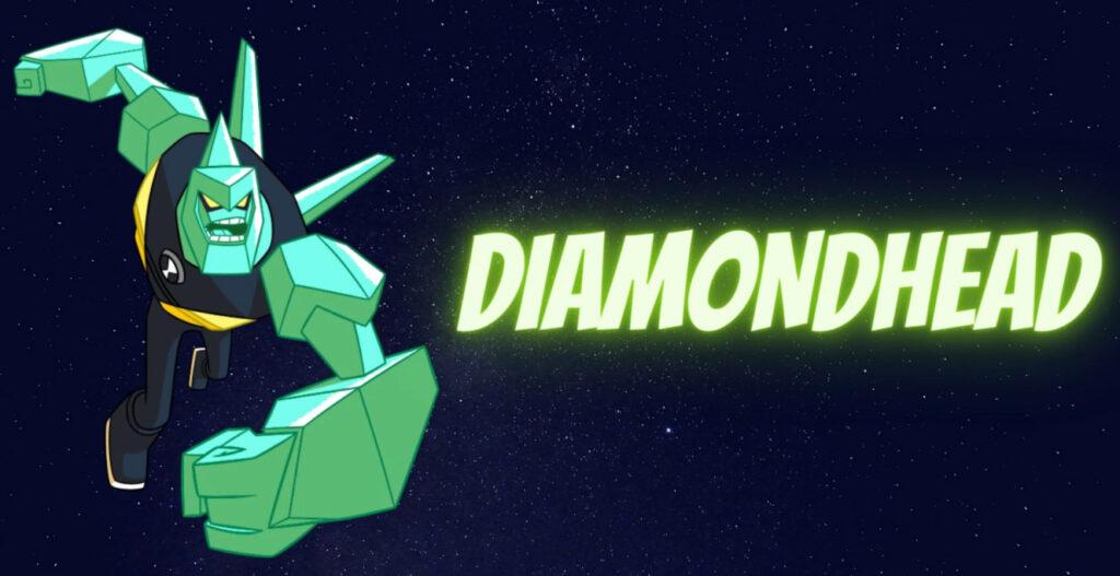 ben 10 diamond